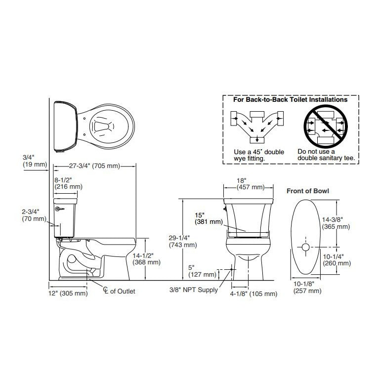 kohler wellworth dual flush toilet review
