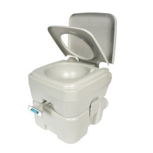 45 customer rating camco portable toilet