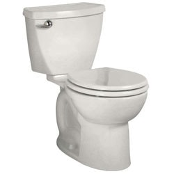 American Standard Round Front Toilet with 10-Inch Rough-In