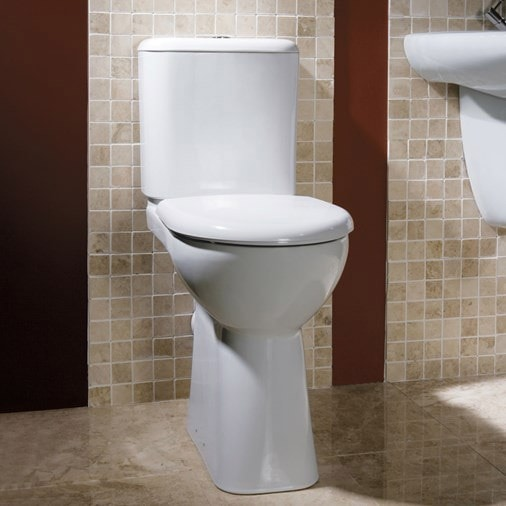 comfort height toilet