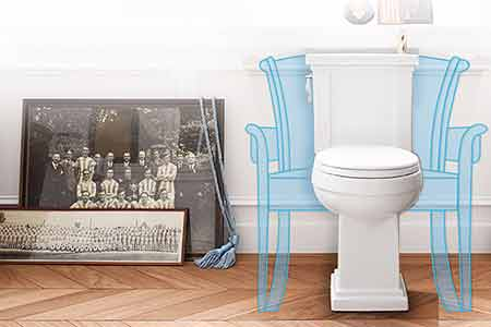 Wondrous 4 Best Chair Height Toilets Reviews Comprehensive Guide 2019 Inzonedesignstudio Interior Chair Design Inzonedesignstudiocom