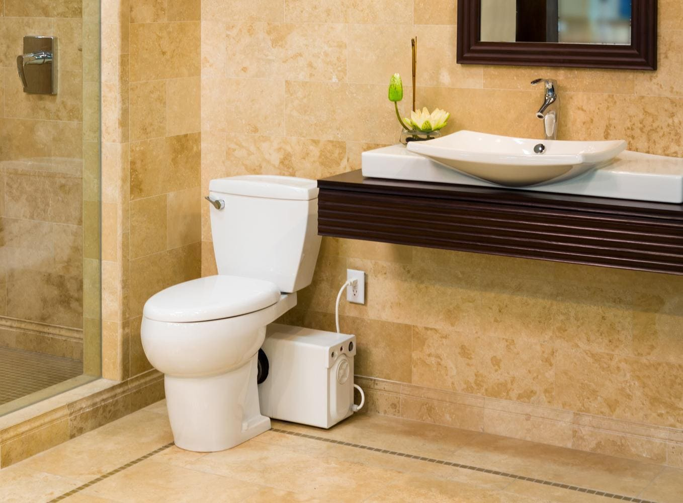 5 Macerating (Upflush) Toilets - (Reviews & Buying Guide 2018)